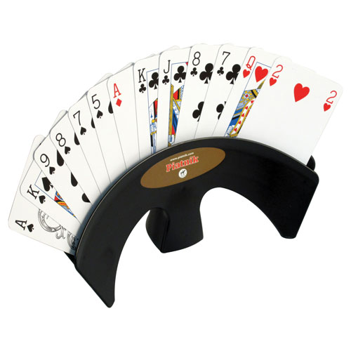 Deluxe Table Playing Card Holder