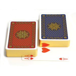 Premium Quality Gilt Edged Luxury Playing Cards