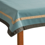 Penhallow's Luxury Table Cloth inspired by Breaking Waves
