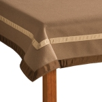 Penhallow's Luxury Table Cloth inspired by Turnstones and Rock Pipits