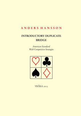 Introductory Duplicate Bridge - ebook on bridge